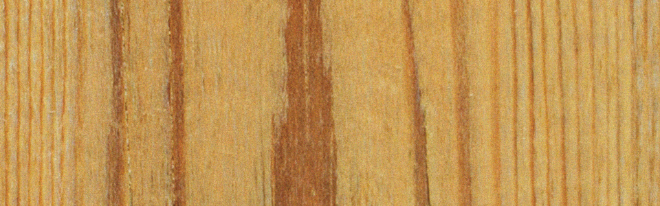 Example of wood with a matt and faded surface.